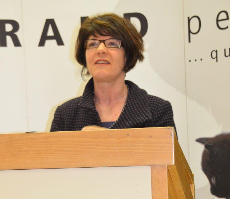 Hélène Gignac est directrice générale du Centre de transfert en écologie industrielle de Sorel-Tracy. | TC Média - Archives