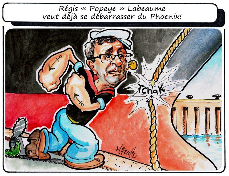 La caricature de Gilles Bill Marcotte du 2 juin! | Gilles Bill Marcotte