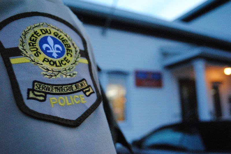 Un homme de 25 ans a été arrêté pour s'être introduit par effraction dans une résidence de la rue Hôtel-Dieu à Sorel-Tracy le 30 mai. | TC Média - Stéphanie MacFarlane