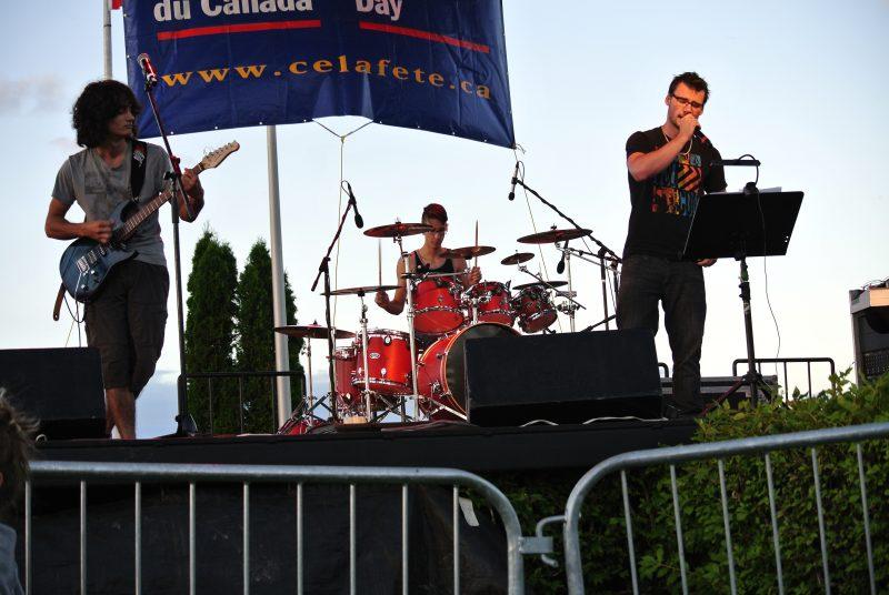 La fête du Canada avait attiré plus de 2000 personnes l'année dernière. | Gracieuseté