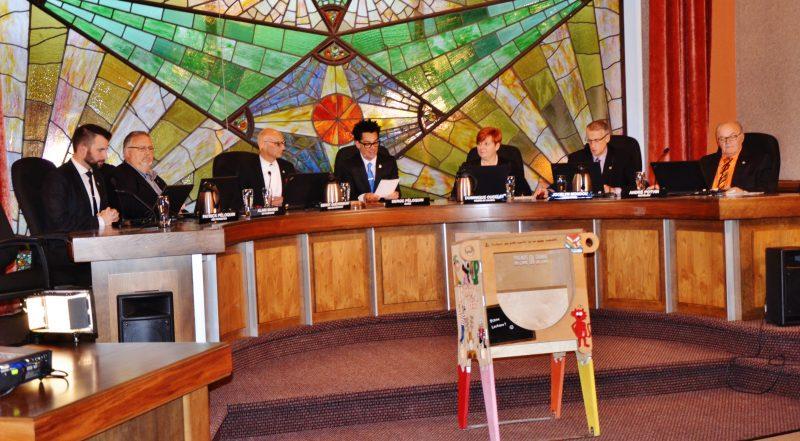 La Ville de Sorel-Tracy a déposé ses états financiers et dévoilé une diminution de sa dette de 0,5 M$ lors de la dernière assemblée publique du 1er juin. | Photo : TC Média – Julie Lambert