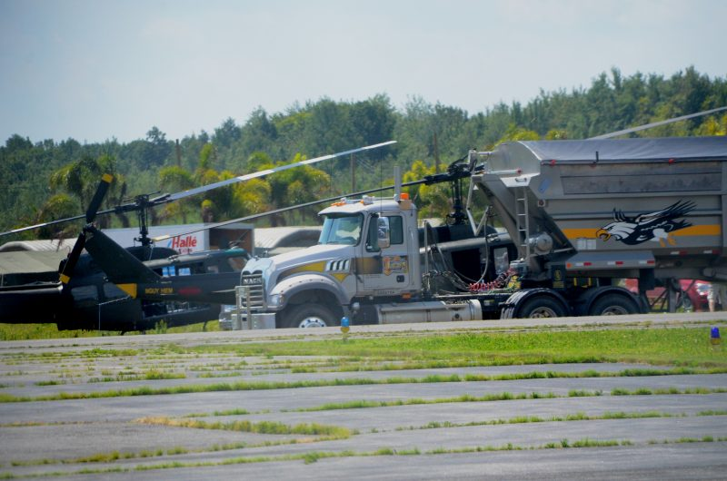 L'aéroport de Sorel-Tracy à Saint-Robert avait été l'hôte de l'équipe de tournage de X-Men « Days of Future Past » en juillet 2013.   TC média - Jean-Philippe Morin
