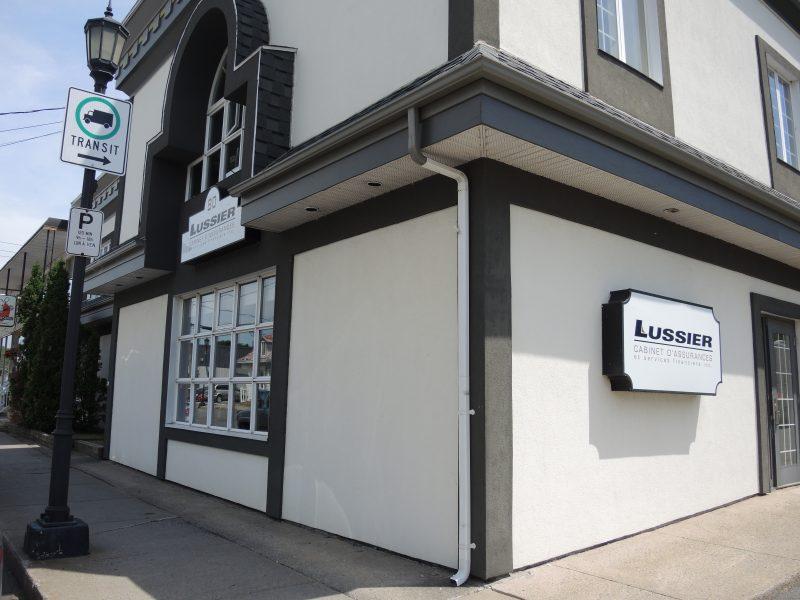 L'entreprise Lussier Cabinet d'assurances et services financiers change de nom après avoir fait l'acquisition du cabinet Dale Parizeau Morris Mackenzie. | TC Média - Sarah-Eve Charland