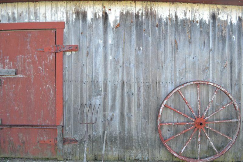 La photo de Mégane Beaudet, illustrant une ancienne porcherie de la région s'est démarquée au volet national du concours Expérience photographique du patrimoine qui avait lieu le 1er mai dernier. | Gracieuseté