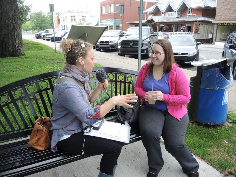 Le projet Tale of Town a pour but de faire revivre les souvenirs des citoyens au sujet de leur centre-ville à travers le Canada. | TC Média - Sarah-Eve Charland