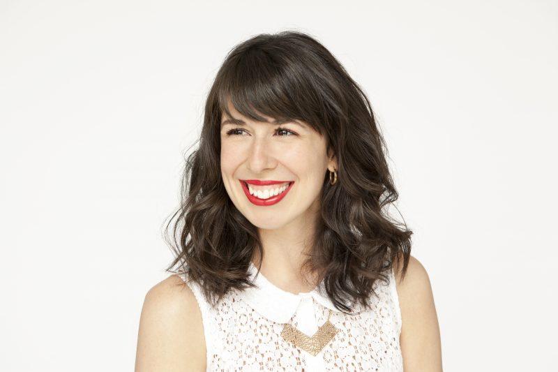 Vanessa Cournoyer participe à la nouvelle émission télévisée Laboratoire MAtv où elle présente quatre documentaires pour courir la chance de remporter la compétition. | Photo Gracieuseté