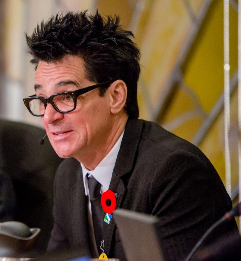 Une nouvelle plainte a été déposée contre le maire Serge Péloquin. | Photo: TC Média - Pascal Cournoyer