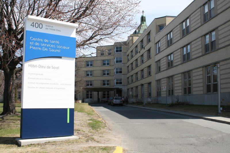 Les estimations des compressions budgétaires du CISSS Montérégie-Est sont préliminaires. | TC Média - Archives