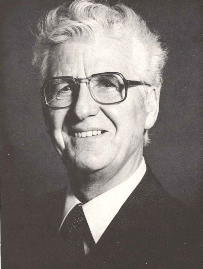 Ancien maire de Sainte-Victoire-de-Sorel, Jean-Louis Leduc.