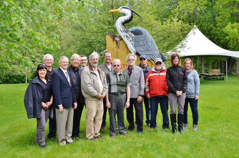 Les nouveautés sont nombreuses cette saison à la Maison du marais de Sainte-Anne-de-Sorel. | Photo : TC Média - Julie Lambert
