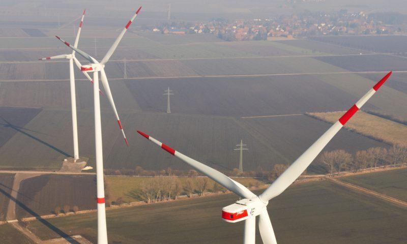 Une deuxième entreprise soreloise, Lussier cabinet d'assurance, vient de décrocher un contrat dans le cadre du projet de parc éolien Pierre-De Saurel. | Foto: Jan Oelker/Repower