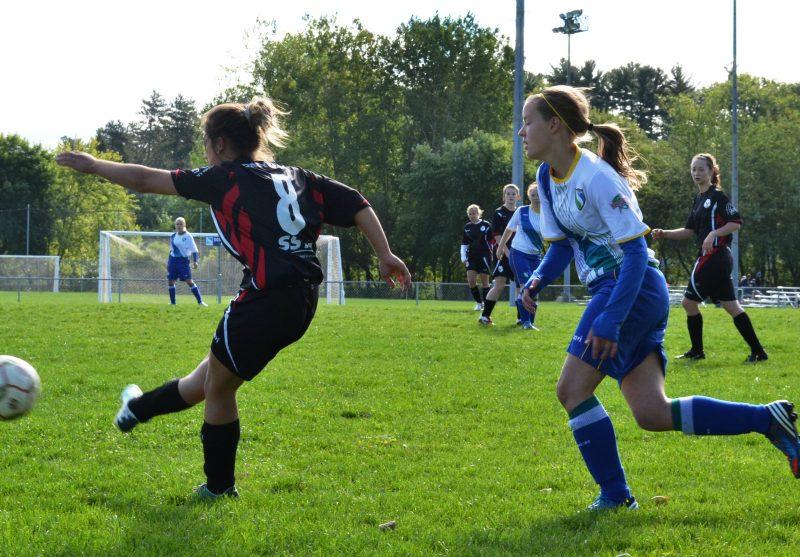 La journée d'ouverture du Club de soccer du Bas-Richelieu aura lieu le 30 mai, au parc Dorimène-Desjardins. | Photo: TC Média - archives