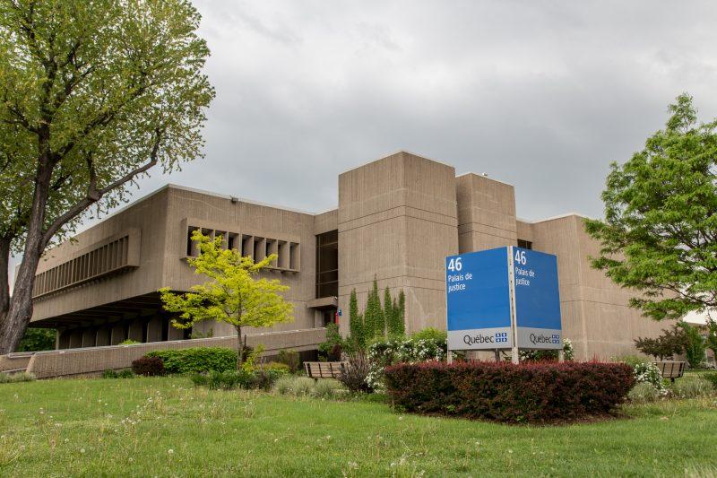 Le palais de justice de Sorel-Tracy | TC Média - Pascal Cournoyer