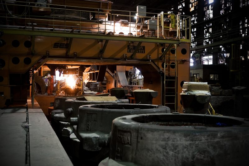 En raison du ralentissement des marchés mondiaux, Sorel Forge a dû mettre à pied 35 employés depuis deux semaines. | TC Média - Archives