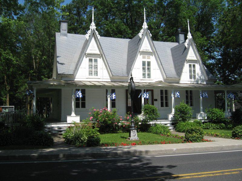 La maison Lenoblet-du-Plessis de Contrecœur accueille plusieurs activités culturelles. | Photo: TC Média - archives
