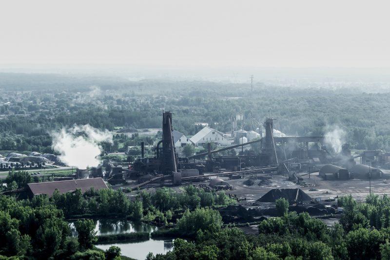 Une partie de l'usine d'ArcelorMittal à Contrecœur | TC Média - Gracieuseté/Mario Cloutier