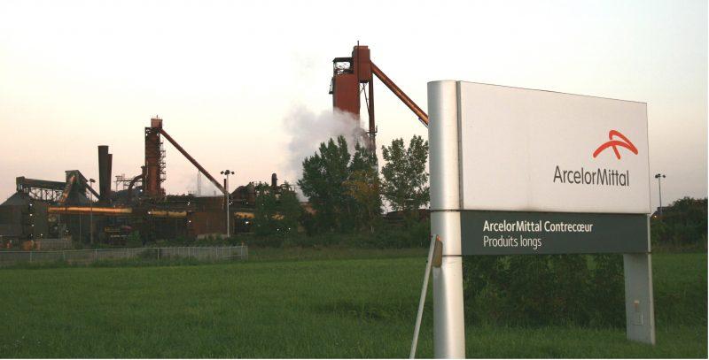 L'usine de Contrecoeur-Est | TC Média - Archives