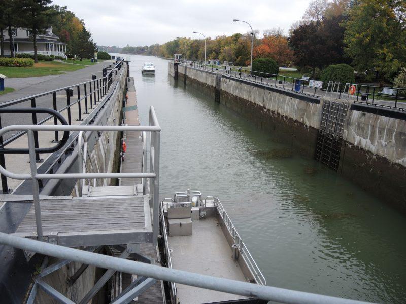 Le Canal-de-Saint-Ours bénéficiera d'une cure de jouvence grâce à un investissement de 7,6 M$. | Photo: TC Média – Sarah-Eve Charland