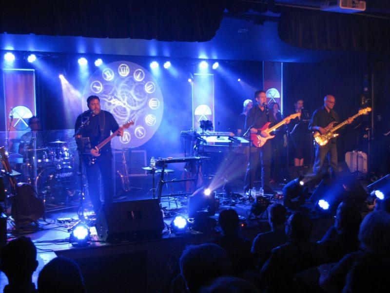 Le groupe Les Mûrs du son sera en prestation au Centre multifonctionnel de Contrecœur le 10 juin. | Tirée de Facebook