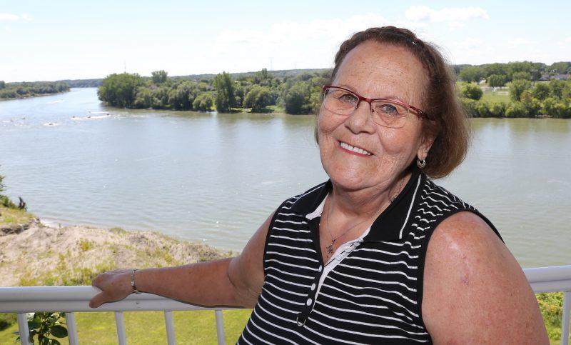 Monique Guévremont a été victime d'un accident vasculaire cérébral lors d'un rendez-vous chez son inhalothérapeute. | Pascal Cournoyer