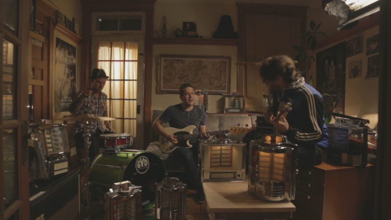 Photo du tournage du vidéoclip de Ta playlist. | Photo: Gracieuseté