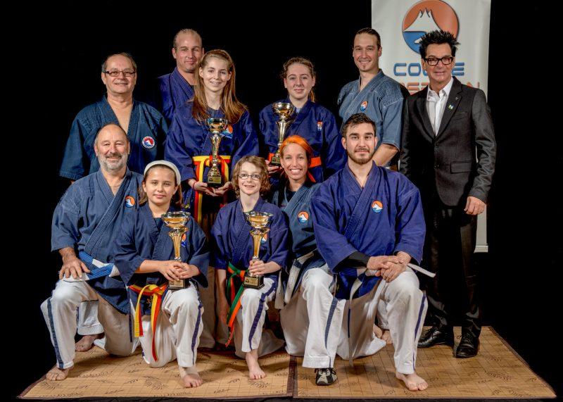 Plusieurs budokas se sont dépassés à l'occasion de la compétition régionale le 22 novembre dernier. | Jean-François Mongeon