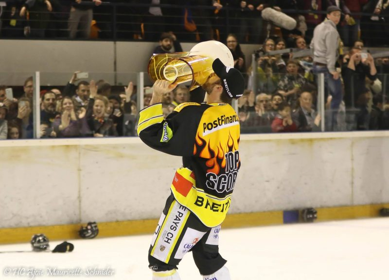 Philip-Michaël Pinard-Devos lors de sa victoire du championnat, en 2016. | Photo: gracieuseté – Mauricette Schnider