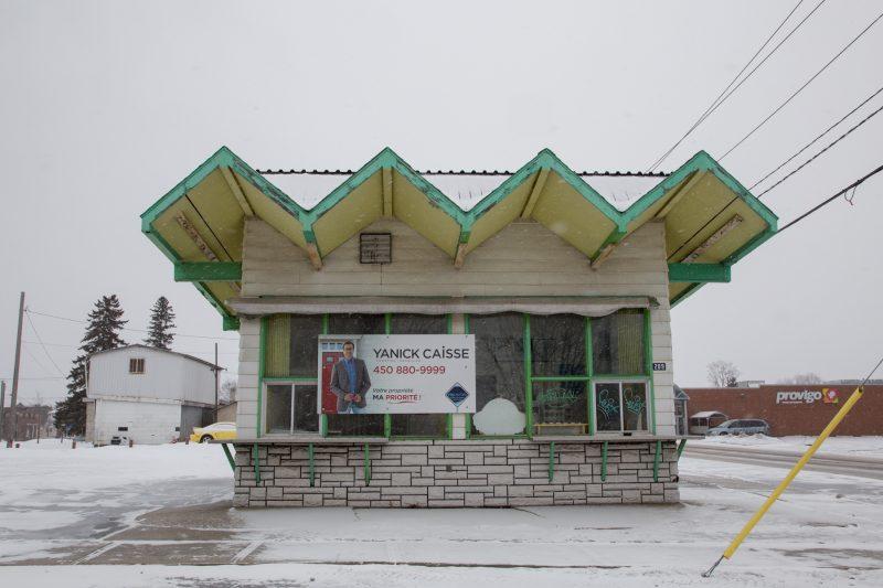 L'entreprise Resto Lafleur a acquis l'ancien bar laitier à Sorel-Tracy. | Tc Média - Pascal Cournoyer