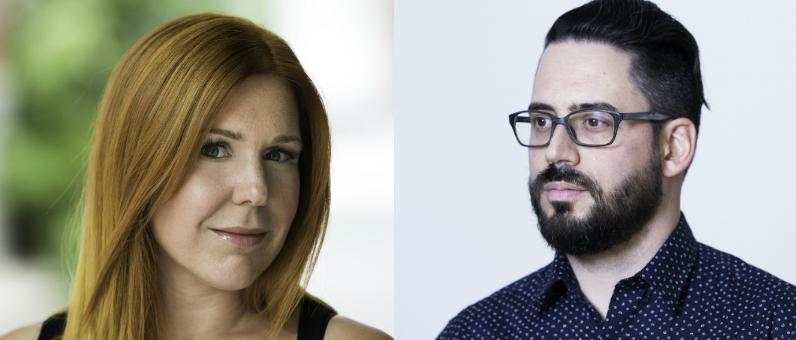 Les Sorelois Marie-Christine Lachance et Mike Pelland lanceront leur deuxième livre pour enfants le 29 août. | Photos: Gracieuseté