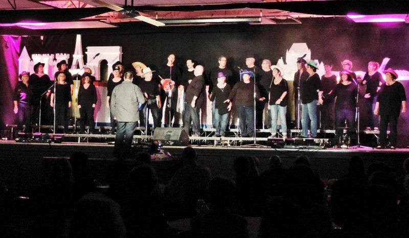 L'ensemble vocal Expressio de Contrecœur est à la recherche de gens amoureux du chant choral afin d'agrandir ses rangs. | Photo: Gracieuseté