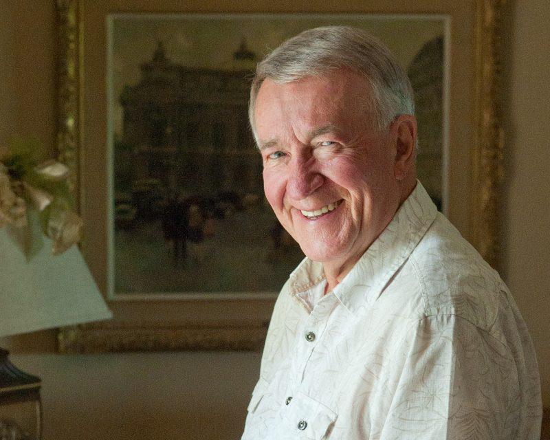 Maurice Martel a laissé un important héritage à la région. | Photo: Gracieuseté Philippe Manning