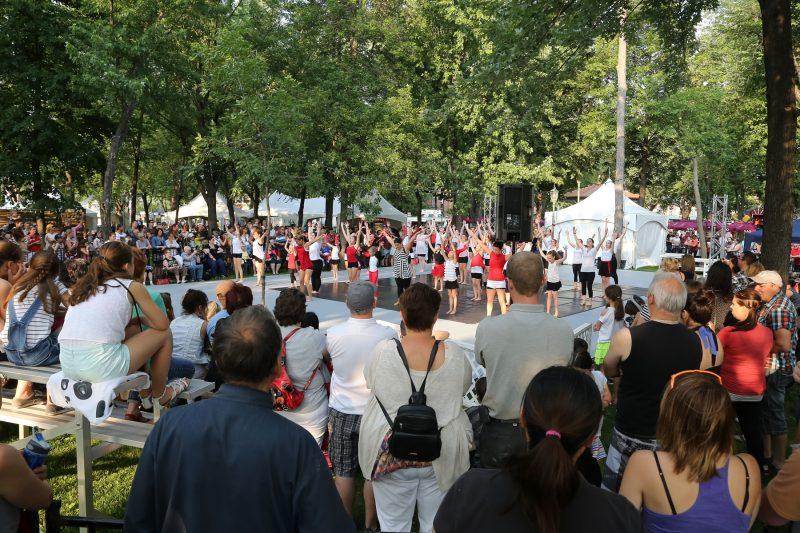 Le carré Royal sera de nouveau occupé au début du mois de juillet. | Photo: TC Média – Pascal Cournoyer