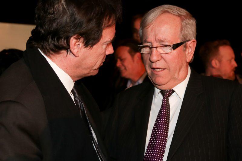 Louis Plamondon a rencontré à quelques reprises Pierre Karl Péladeau, notamment lors de la campagne électorale de Sylvain Rochon en 2015. | Photo: TC Média – Pascal Cournoyer