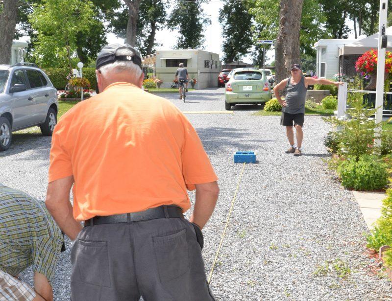Les campeurs sont nombreux pendant la saison estivale sur les différents sites de la région. | TC Média - Archives
