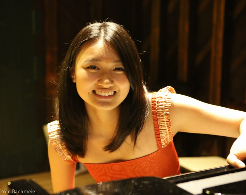 La Maison de la musique de Sorel-Tracy présente le dimanche 7 août la jeune pianiste de 18 ans Karin Kei Nagano.. | Photo: Gracieuseté