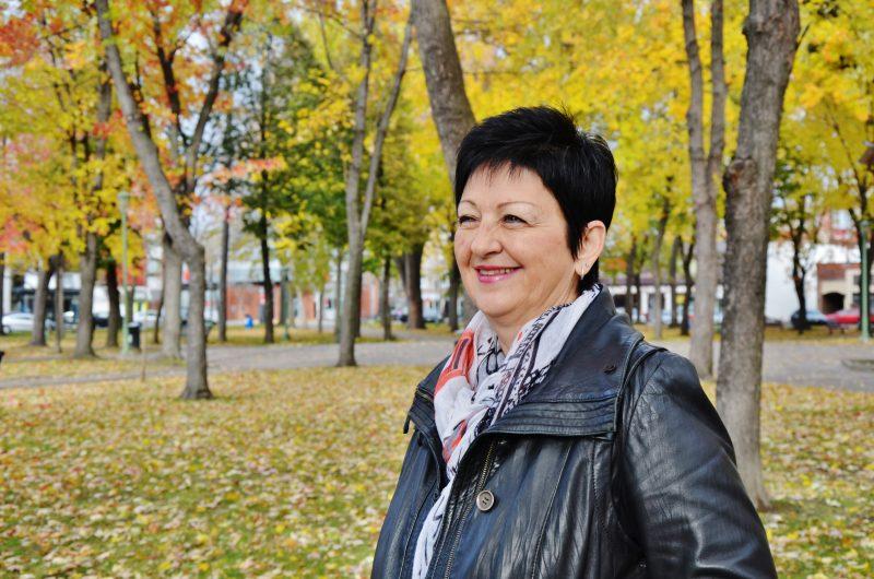 L'ancienne infirmière Diane St-Germain est venue en aide à deux personnes en détresse en moins de 45 minutes, le 25 octobre dernier. | Photo: TC Média - Julie Lambert