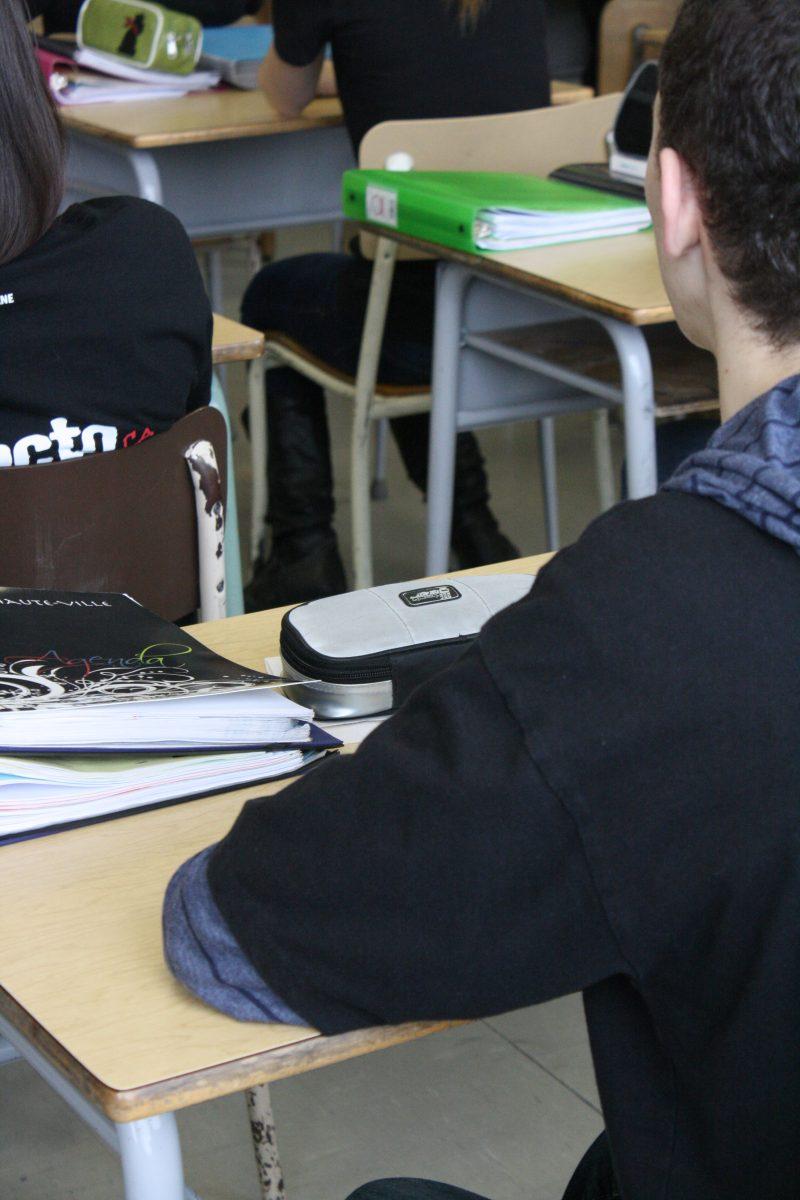 Le taux de réussite des élèves de l'école secondaire Fernand-Lefebvre pour l'année 2014-2015 s'est amélioré en français et en mathématiques. | TC Média - Archives