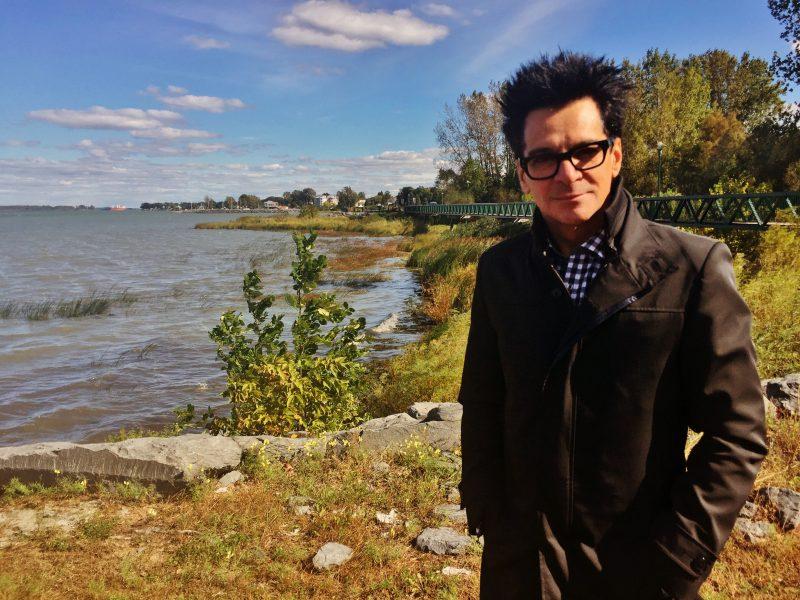 Le maire Serge Péloquin rappelle que le fleuve est un bien public que tous doivent protéger. | Photo: Gracieuseté – Ville de Sorel-Tracy