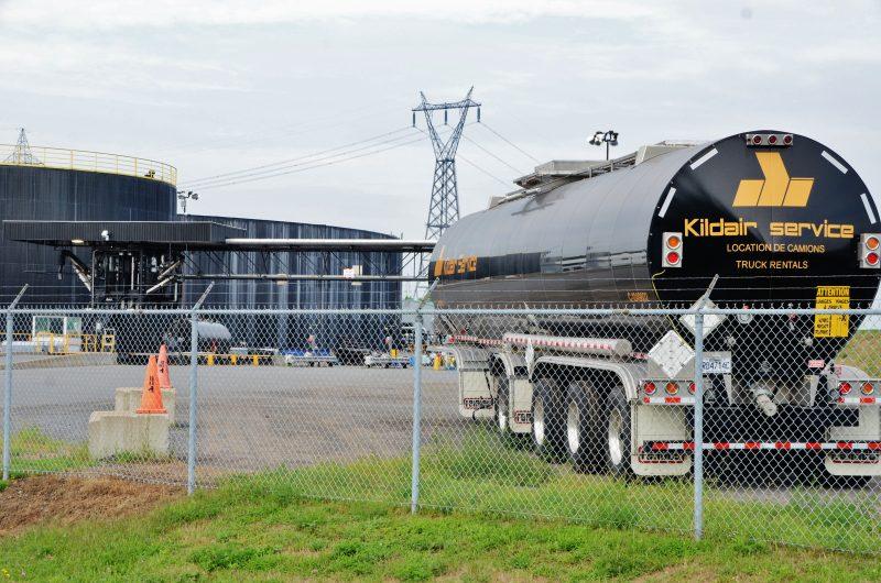 Kildair devra payer les indemnités à la suite de la mort d'un travailleur, André Vidal, dans ses installations en août 2012. | TC Média - Archives