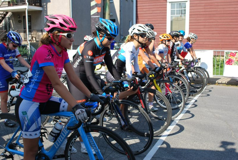 Les meilleurs cyclistes au Québec s'affronteront lors du Challenge Lacasse-Shaw le 20 août à Contrecœur. | Gracieuseté