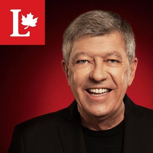 Le candidat libéral Claude Carpentier. | TC Média - Gracieuseté