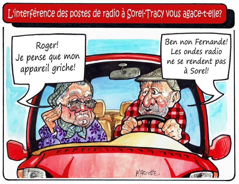La caricature de Gilles Bill Marcotte de cette semaine! | Gilles Bill Marcotte
