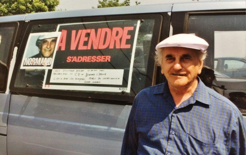 Carrière de Normand L'Amour.   Photos: Gracieuseté - Serge Péloquin