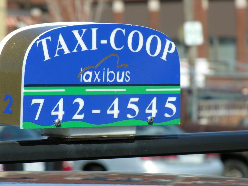 Taxibus compte quelque 200 points de desserte dans Sorel-Tracy et Saint-Joseph. | TC Média - Archives