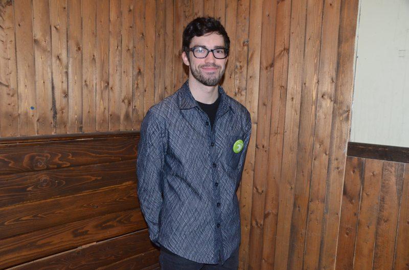 Vincent Pouliot a été candidat du Parti vert du Québec lors de l'élection partielle dans Richelieu en février 2015. | Photo: TC Média - Archives