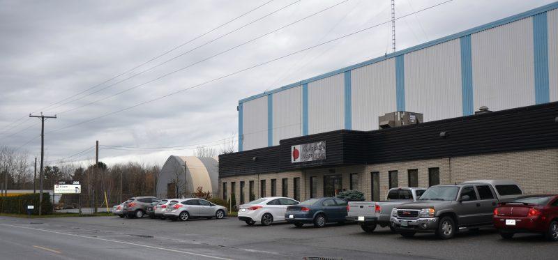 Minéraux Mart est située à Sainte-Victoire-de-Sorel.   Photo : TC Média – Julie Lambert