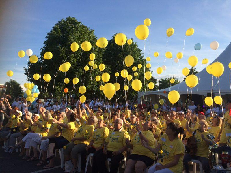 Les organisateurs du Relais pour la vie de Sorel-Tracy ont dépassé leur objectif de financement en recueillant plus de 132 000$ en dons cette année. | TC Media - Julie Lambert