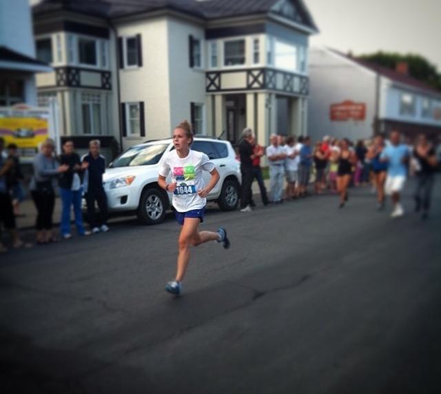 Laurie Gouin organise une course de 5km au parc régional des Grèves le 11 octobre. | Gracieuseté