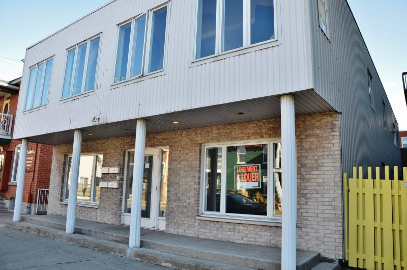 Sorel-Tracy compte trop de logements vacants, déplore un de ses grands propriétaires immobiliers, Kevin Hébert. | Photo: TC Média - Julie Lambert