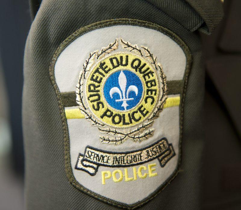 La Sûreté du Québec a procédé à l'arrestation d'un homme pour exhibitionniste devant un jeune enfant. | TC Média - Archives